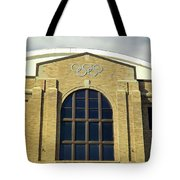 Olympic Center  Tote Bag