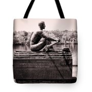 Olympic Champion - John B Kelly Tote Bag