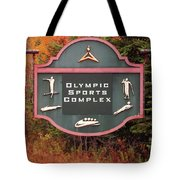 Olympic Complex  Tote Bag