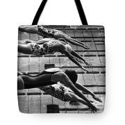 Olympic Games, 1972 Tote Bag by Granger