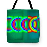 Olympic Green Tote Bag