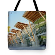 Olympic Oval Tote Bag
