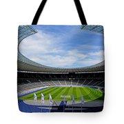 Olympic Stadium Berlin Tote Bag