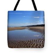 Omaha Beach, Normandy, France. Tote Bag