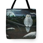 Omens Of Change Tote Bag