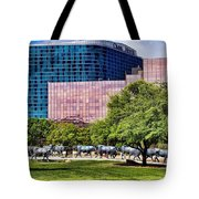 Omni Hotel Dallas Texas Tote Bag