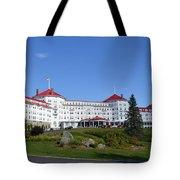 Omni Mount Washington Resort Tote Bag