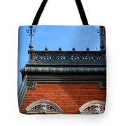 On A Clear Day Tote Bag