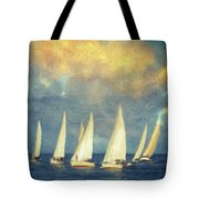 On A Day Like Today  Tote Bag by Taylan Apukovska