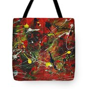 On A High Note Tote Bag