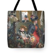 On A Journey To Beautiful Countryside Tote Bag