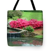 On A June Day Tote Bag