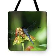 On A Leaf Tote Bag