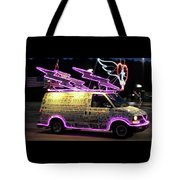 On A Mission With God Tote Bag