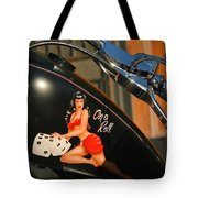 On A Roll Tote Bag