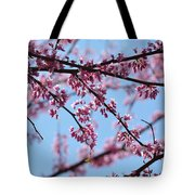 On A Spring Morning Tote Bag