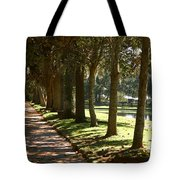 On A Sunny Afternoon Tote Bag