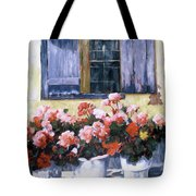 On A Walk In France Tote Bag