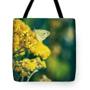 On A Warm Summer Day Tote Bag