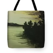 On A Warm Texas Evening Tote Bag
