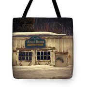 On A Winters Day Tote Bag