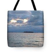 On An Island Tote Bag