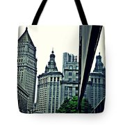 On Centre Street Tote Bag
