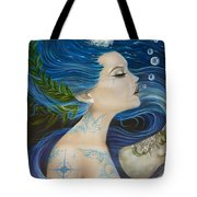 On Deck Moby Dick Tote Bag