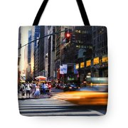 On Fifth Tote Bag