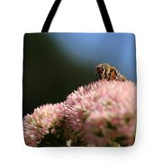 On Flower Mountain Tote Bag
