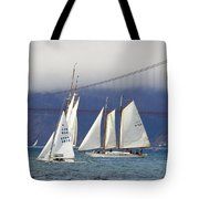 On Frisco Bay Tote Bag