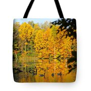 On Golden Pond 2 Tote Bag