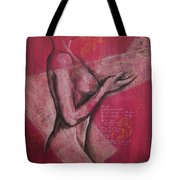 On My Sleeve Tote Bag