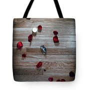 On Nature, Tragedy, And Beauty I Tote Bag by Break The Silhouette