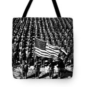 On Parade Tote Bag