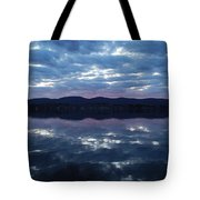 On Still Waters  Tote Bag