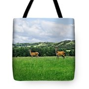On The Alert. Tote Bag