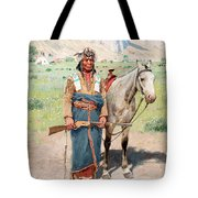 On The Alert Tote Bag