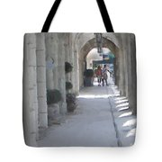 On The Avenue Tote Bag