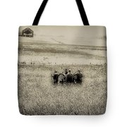 On The Battlefield - Gettysburg Tote Bag