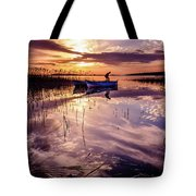 On The Boat Tote Bag by Okan YILMAZ