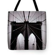 On The Bridge Tote Bag