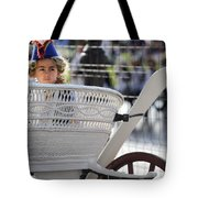 On The Carriage II Tote Bag