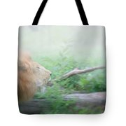 On The Charge Tote Bag