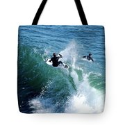 On The Crest Tote Bag