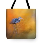 On The Cusp Of Autumn Tote Bag