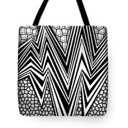 On The Cutting Edge Tote Bag