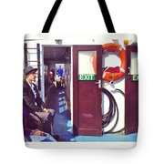 On The Edgecumbe Belle Tote Bag