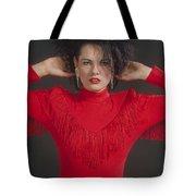 On The Fringe Tote Bag