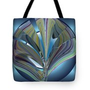 On The Half Shell Tote Bag